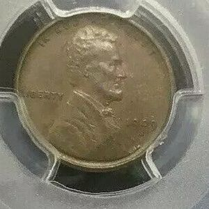 rare Other - 1909s vdb penny
